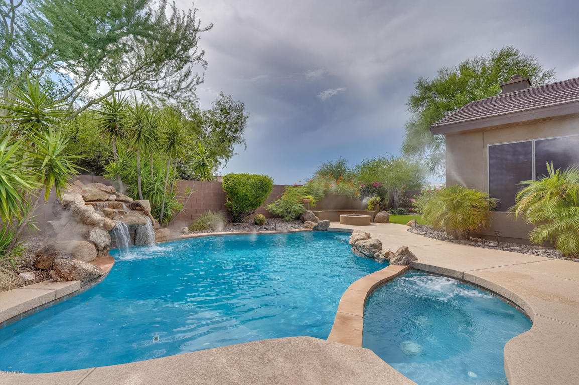 Great Homes with Pools in Anthem Arizona